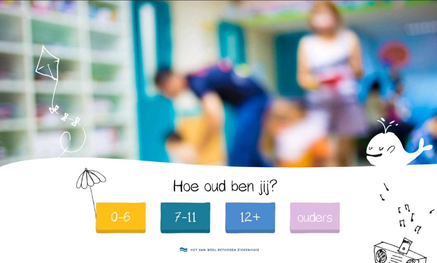 Kinderwebsite