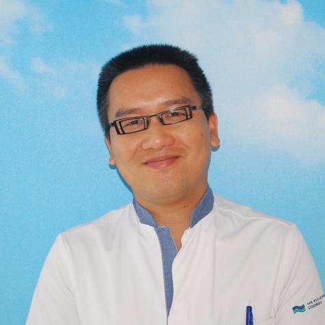 De heer K.W.  Wu